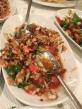tomatoe - nuts salad