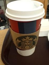 Starbucks at IST