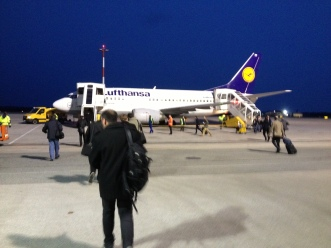 Boarding in LINZ ... yeah, we live on the countryside.