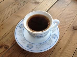 Job Done - Turkish Coffee!