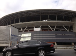 Galatasary stadium