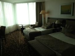Hotel Room ... I got a upgrade