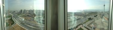 view of my corner-window