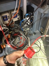 wiring of the demo
