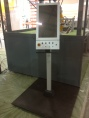 finished multitouch installation