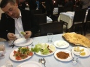 dinner with Ilkay