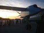 Departure LNZ